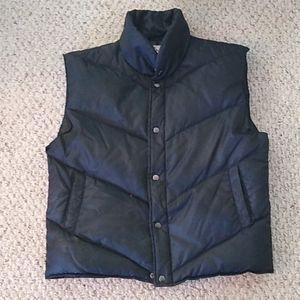 Vintage Sears 1980s  Puffer Vest
